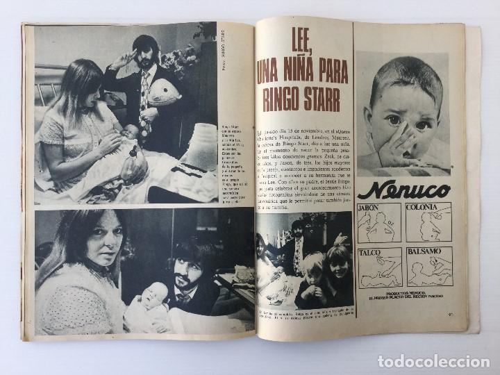Coleccionismo de Revista Garbo: Revista Garbo año XVIII – nº 927 – 9 de Diciembre de 1970 – Julio Iglesias - Foto 28 - 141113794
