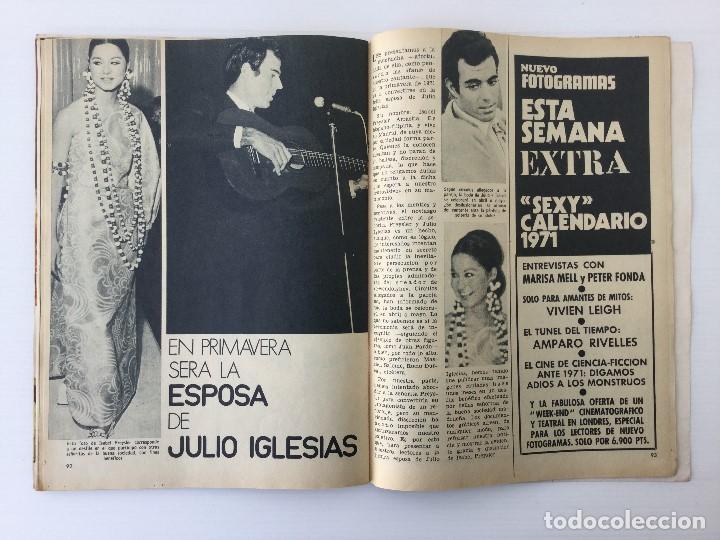 Coleccionismo de Revista Garbo: Revista Garbo año XVIII – nº 927 – 9 de Diciembre de 1970 – Julio Iglesias - Foto 29 - 141113794