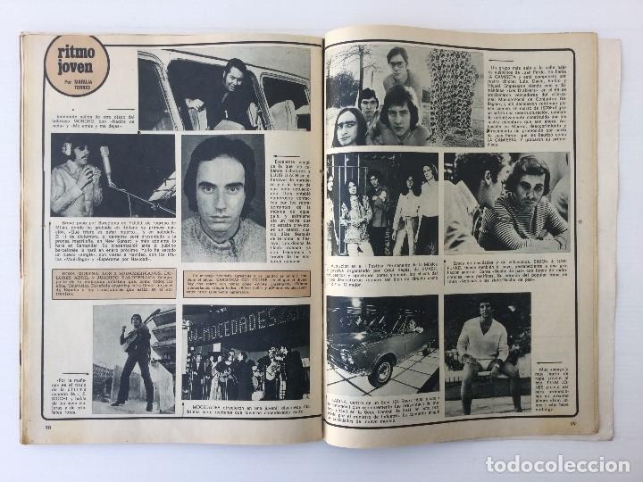 Coleccionismo de Revista Garbo: Revista Garbo año XVIII – nº 927 – 9 de Diciembre de 1970 – Julio Iglesias - Foto 30 - 141113794