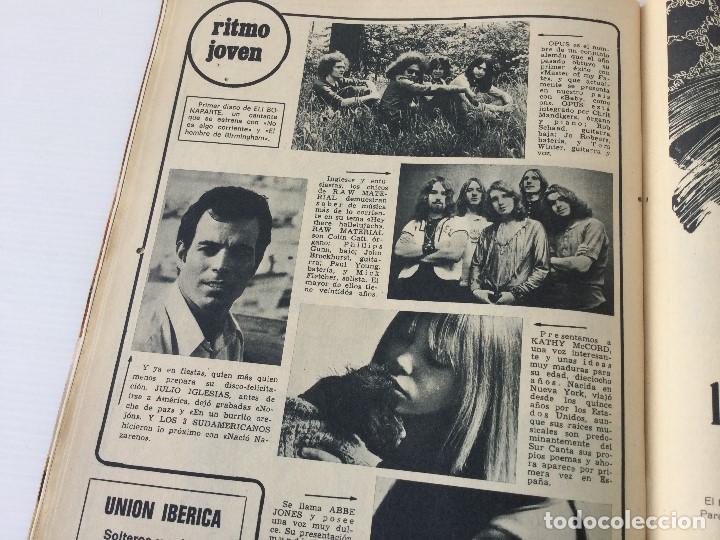 Coleccionismo de Revista Garbo: Revista Garbo año XVIII – nº 927 – 9 de Diciembre de 1970 – Julio Iglesias - Foto 31 - 141113794
