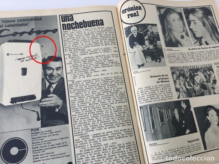 Coleccionismo de Revista Garbo: Revista Garbo año XVIII – nº 927 – 9 de Diciembre de 1970 – Julio Iglesias - Foto 35 - 141113794