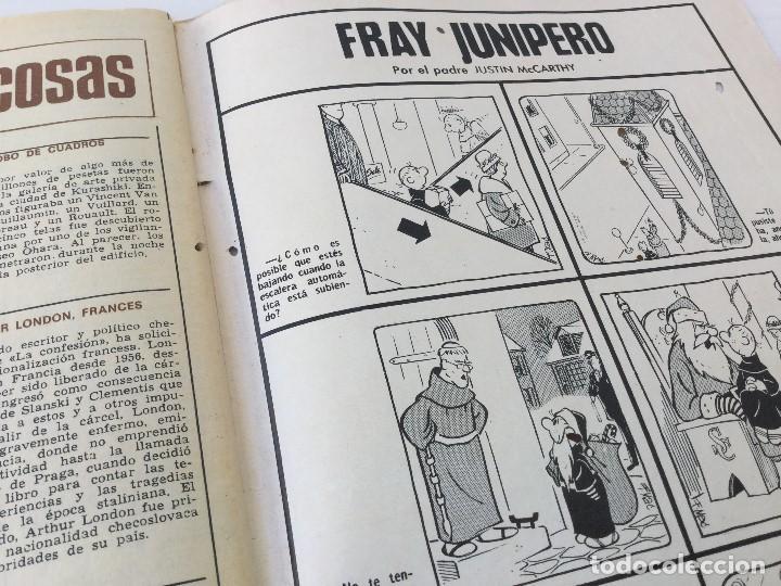 Coleccionismo de Revista Garbo: Revista Garbo año XVIII – nº 927 – 9 de Diciembre de 1970 – Julio Iglesias - Foto 37 - 141113794