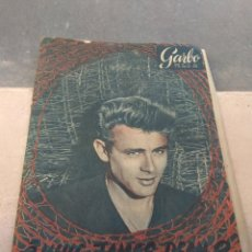 Coleccionismo de Revista Garbo: REVISTA GARBO N°173 AÑO 1956 - JAMES DEAN - ACCIDENTE TREN ATOCHA - PUBLICIDAD COCA COLA -. Lote 141787180