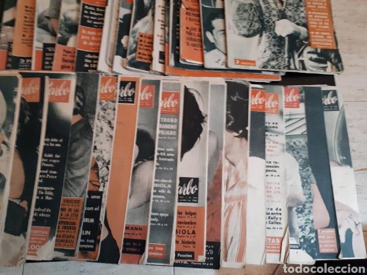Coleccionismo de Revista Garbo: Lote de 44 revistas GARBO de las 52 que componen el año 1960 leer descripción - Foto 3 - 143540765