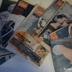 Coleccionismo de Revista Garbo: 11 REVISTAS GARBO. Lote 145105654