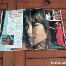 Coleccionismo de Revista Garbo: GARBO 1980 / MARISOL, PECOS, PARCHIS, MIGUEL BOSE, JULIO IGLESIAS, LOLA FLORES, LOLITA, ROCIO JURADO. Lote 145442058