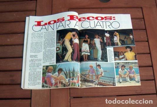 Coleccionismo de Revista Garbo: Garbo 1980 / MARISOL, PECOS, PARCHIS, MIGUEL BOSE, JULIO IGLESIAS, LOLA FLORES, LOLITA, ROCIO JURADO - Foto 2 - 145442058