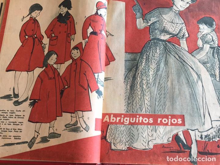 Coleccionismo de Revista Garbo: Tomo encuadernado revistas Garbo año 53/54 - Foto 4 - 146726170