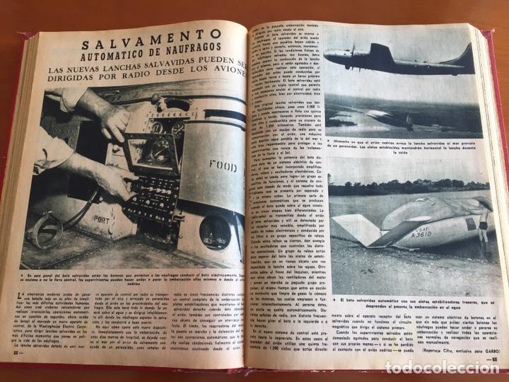 Coleccionismo de Revista Garbo: Tomo encuadernado revistas Garbo año 53/54 - Foto 9 - 146726170