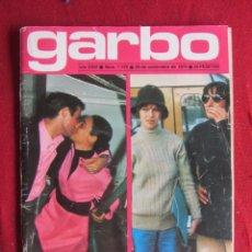 Coleccionismo de Revista Garbo: GARBO AÑO XXIII. Nº 1178. 11/1975. MARISOL-GADES. SERGIO Y ESTÍBALIZ. ROCIO DURCAL. LAS GRECAS. Lote 148102594