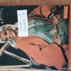 Coleccionismo de Revista Garbo: REVISTA GARBO 254 * MARLON BRANDO + ISABEL DE INGLATERRA * 53. Lote 149706138