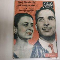 Coleccionismo de Revista Garbo: 219- REVISTA GARBO ABRIL 1955 Nº110. Lote 149876242