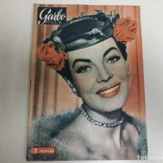 Coleccionismo de Revista Garbo: 219- REVISTA GARBO ABRIL 1955 Nº109. Lote 149876374