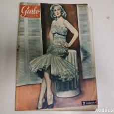 Coleccionismo de Revista Garbo: 219- REVISTA GARBO MARZO 1955 Nº103. Lote 149931090
