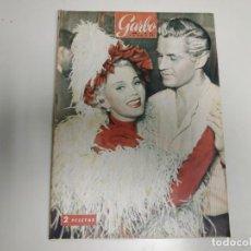 Coleccionismo de Revista Garbo: 219- REVISTA GARBO MARZO 1954 Nº51. Lote 149935546
