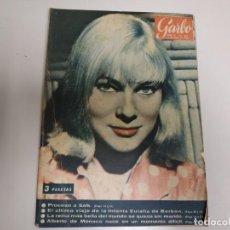 Coleccionismo de Revista Garbo: 219- REVISTA GARBO MARZO 1958 Nº262. Lote 149935934