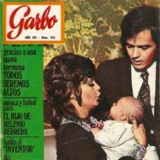 Coleccionismo de Revista Garbo - Revista Garbo nº 935 Rocio Durcal Junior Lola Flores, Clara Suñer, Mailyn Monroe, Luciana Wolff - 150360262