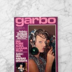 Coleccionismo de Revista Garbo: GARBO - 1975 - NADIUSKA, AGATA LYS, MARY FRANCIS, CARMEN MAURA, PATTY PRAVO, LORENZO SANTAMARIA. Lote 151406214