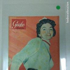 Coleccionismo de Revista Garbo: REVISTA GARBO 10 OCTUBRE 1953 Nº 30 AÑO I PORTADA CINDY WOOD . Lote 151579966