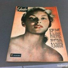 Coleccionismo de Revista Garbo: REVISTA (GARBO) 1958 Nº 267. PORTADA ODILE VERSOIS. Lote 151581242