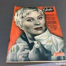 Coleccionismo de Revista Garbo: REVISTA (GARBO) 1958 Nº 278. PORTADA MICHELLE MORGAN. Lote 151581514