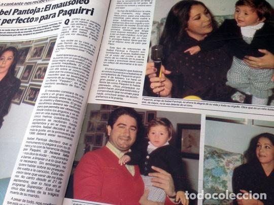 Coleccionismo de Revista Garbo: GARBO - 1985 CAROLINA, JULIO IGLESIAS, BRIGITTE BARDOT, ISABEL PANTOJA, BRITT EKLAND, KELLY LEBROCK - Foto 4 - 151712498