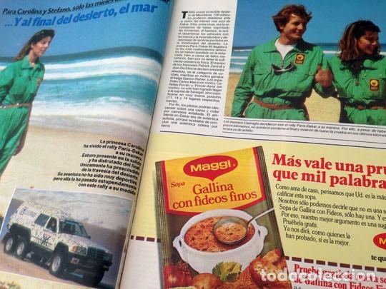 Coleccionismo de Revista Garbo: GARBO - 1985 CAROLINA, JULIO IGLESIAS, BRIGITTE BARDOT, ISABEL PANTOJA, BRITT EKLAND, KELLY LEBROCK - Foto 5 - 151712498