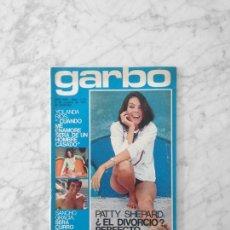 Coleccionismo de Revista Garbo: GARBO - 1975 - PATTY SHEPARD, CARMEN PLATERO, FIORELLA FALTOYANO, YOLANDA RIOS, SANCHO GRACIA. Lote 152316946
