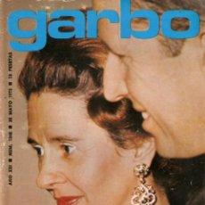 Coleccionismo de Revista Garbo: REVISTA GARBO Nº 1048 LA POCHA MARISOL BEBA LONCAR MANOLO ESCOBAR ESPERANZA ROY ROSA MORENA. Lote 173525565