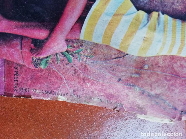 Coleccionismo de Revista Garbo: Antigua revista garbo numero 652 Septiembre de 1965 - Foto 2 - 154552086