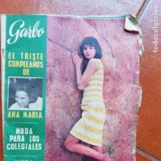 Coleccionismo de Revista Garbo: ANTIGUA REVISTA GARBO NUMERO 652 SEPTIEMBRE DE 1965. Lote 154552086