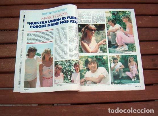 GARBO 1980 / MARISOL & ANTONIO GADES, ANA BELEN, JULIO IGLESIAS, RICHARD JORDAN, DAVID CARRADINE (Coleccionismo - Revistas y Periódicos Modernos (a partir de 1.940) - Revista Garbo)