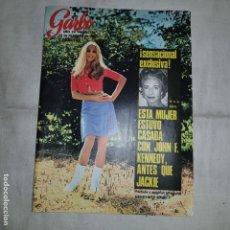 Coleccionismo de Revista Garbo: GARBO Nº 729 . 1967 . . Lote 155506998