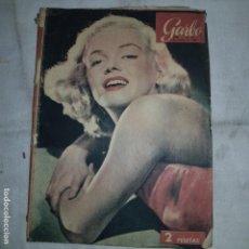Coleccionismo de Revista Garbo: GARBO Nº 29 . 1953 . . Lote 155507418