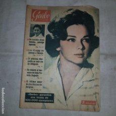 Coleccionismo de Revista Garbo: GARBO Nº364 . 1960 . . Lote 155508150