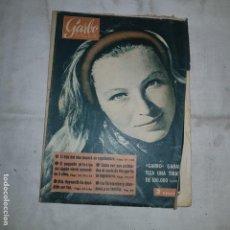Coleccionismo de Revista Garbo: GARBO Nº366 . 1960 . EL HIJO DEL SHA ........ Lote 155509014