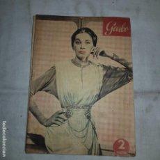 Coleccionismo de Revista Garbo: GARBO Nº 11 . 1953 . Lote 155509846