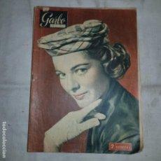 Coleccionismo de Revista Garbo: GARBO Nº 44 . 1954. Lote 155510366