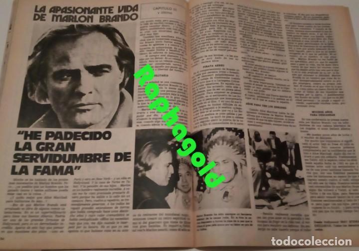Coleccionismo de Revista Garbo: Revista Garbo nº 1235 Agata Lys Marisol Julio Iglesias Marlon Brando Espartaco Santoni Manolo Otero - Foto 5 - 173527935