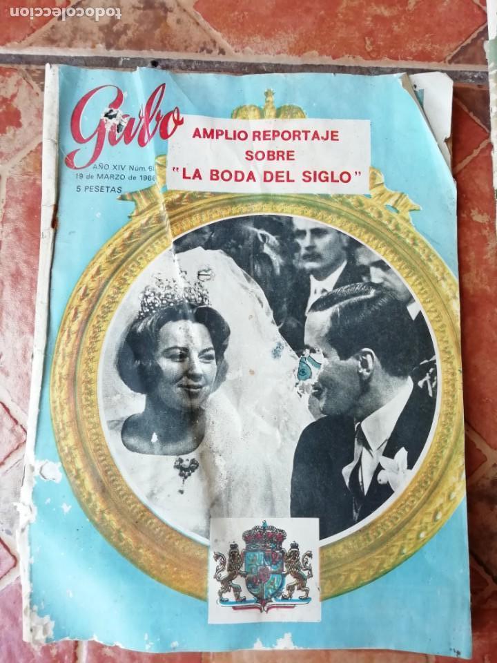 ANTIGUA REVISTA GARBO NUMERO 680 10 MARZO 1966 BODA BEATRIZ HOLANDA-EUROVISION-PAPA JUAN PABLO XXIII (Coleccionismo - Revistas y Periódicos Modernos (a partir de 1.940) - Revista Garbo)