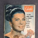 Coleccionismo de Revista Garbo: GARBO. REVISTA DE SOCIEDAD, NO 611 SORAYA YA NO... (A.1964). Lote 159731364