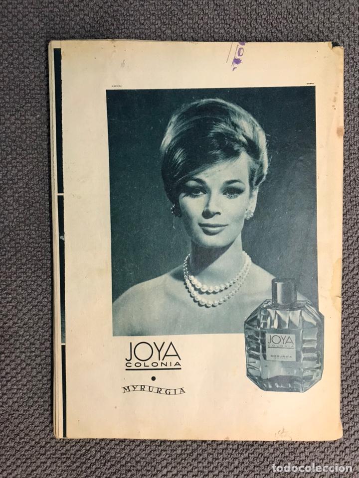 Coleccionismo de Revista Garbo: GARBO. Revista de Sociedad, No 611 Soraya ya no... (a.1964) - Foto 3 - 159731364