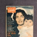 Coleccionismo de Revista Garbo: GARBO. REVISTA DE SOCIEDAD, NO 604, UN NUEVO IDILIO CON TRONO....(A.1964).. Lote 159731629