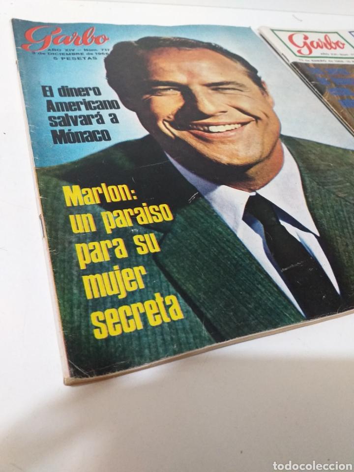 Coleccionismo de Revista Garbo: lote de 3 revistas Garbo - Foto 2 - 160821084