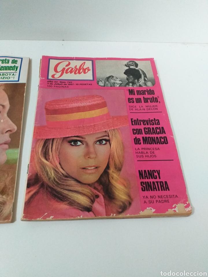 Coleccionismo de Revista Garbo: lote de 3 revistas Garbo - Foto 4 - 160821084