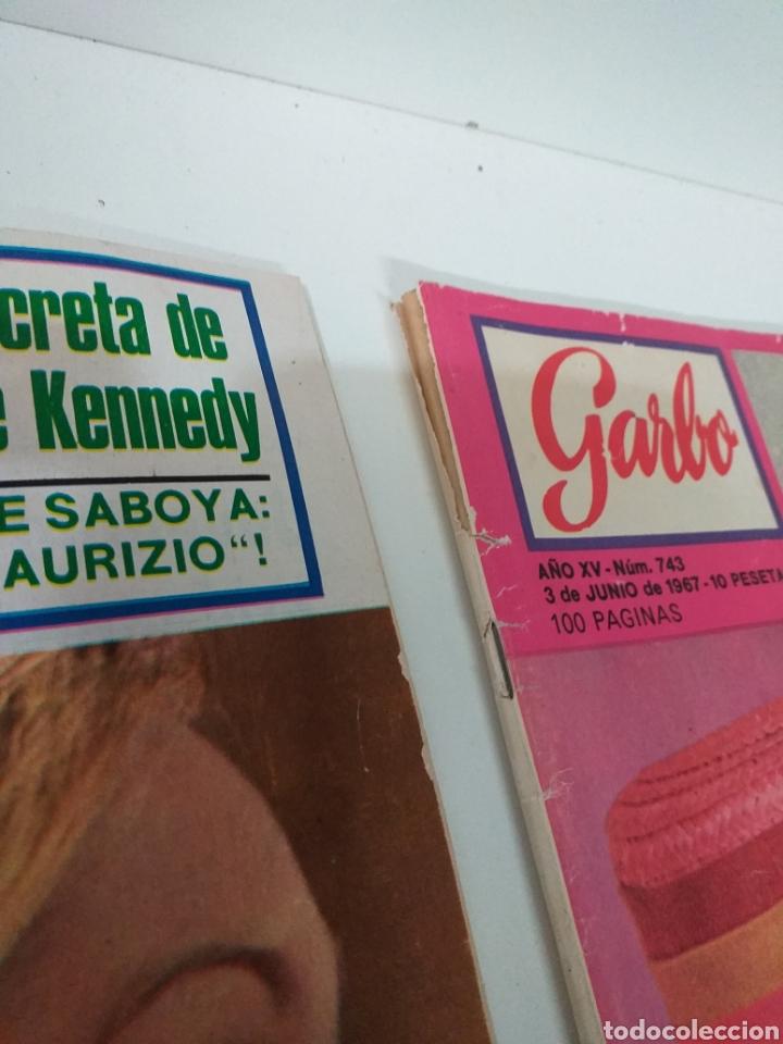 Coleccionismo de Revista Garbo: lote de 3 revistas Garbo - Foto 5 - 160821084