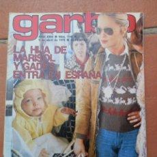 Coleccionismo de Revista Garbo: REVISTA GARBO Nº 1145 . 9 DE ABRIL DE 1975. MARISOL, SARA MONTIEL, AGATA LYS, MANOLO OTERO, RAIMON. Lote 166119778