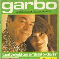 Coleccionismo de Revista Garbo: GARBO Nº 1358 LOS ANGELES DE CHARLIE ISABEL LUQUE RAPHAEL ROCIO JURADO ENRIQUE Y ANA KIKO LEDGARD. Lote 191436222