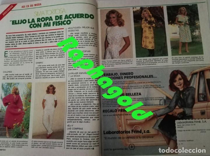 Coleccionismo de Revista Garbo: Revista GARBO 1434 Marilyn Monroe Carmen Sevilla Silvia Tortosa Dúo Dinámico Tatum ONeal Marisa Abad - Foto 3 - 170799410
