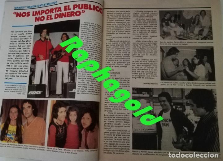 Coleccionismo de Revista Garbo: Revista GARBO 1434 Marilyn Monroe Carmen Sevilla Silvia Tortosa Dúo Dinámico Tatum ONeal Marisa Abad - Foto 6 - 170799410
